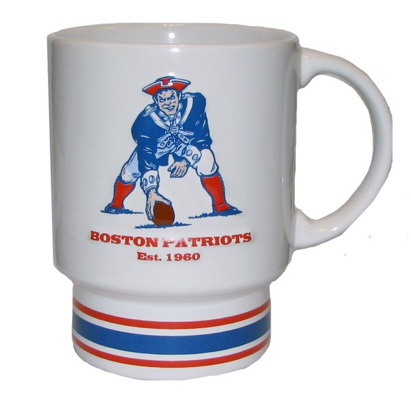 Boston Patriots 16oz Legacy Mug