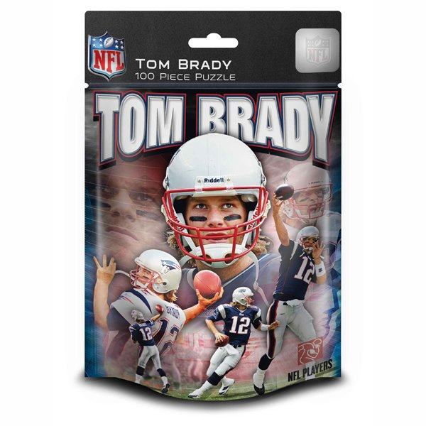 Tom Brady 100pc Kids Puzzle