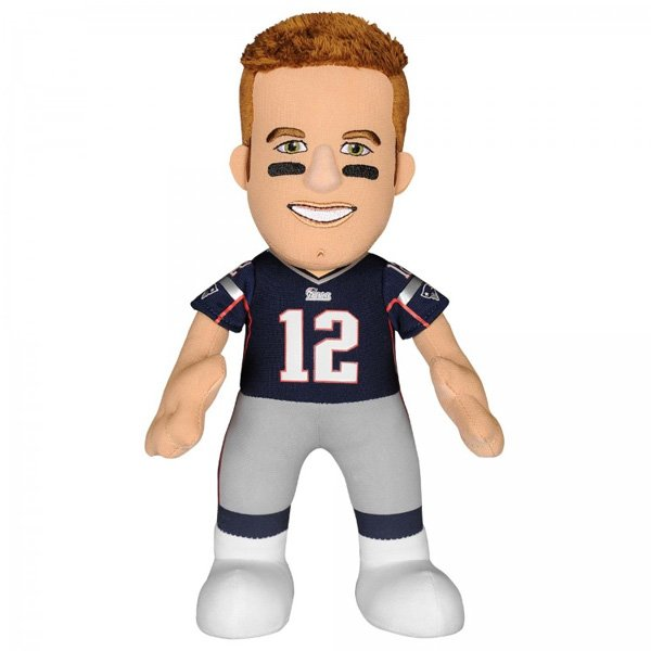 10 Inch Tom Brady Plush Toy