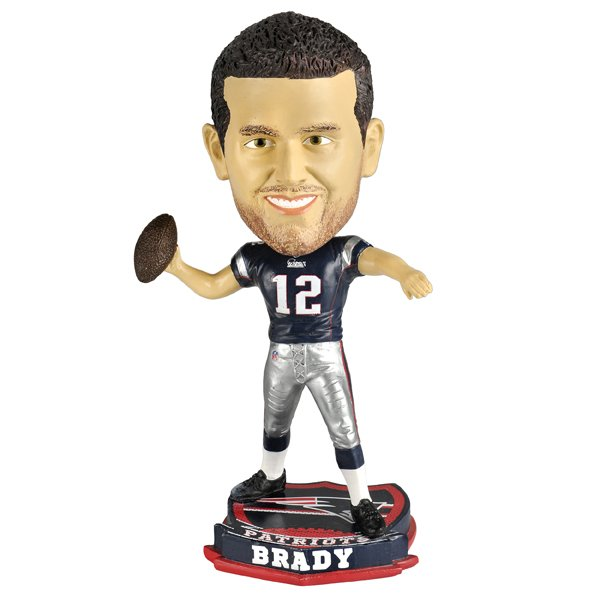 Tom Brady Big Head Bobble