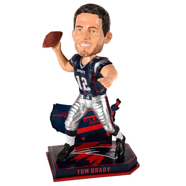 Brady Nation Bobble Head