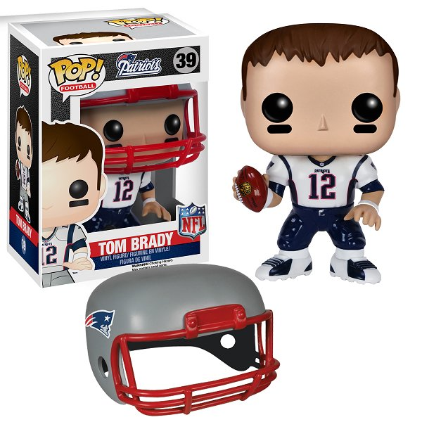 Tom Brady Funko Vinyl Figure