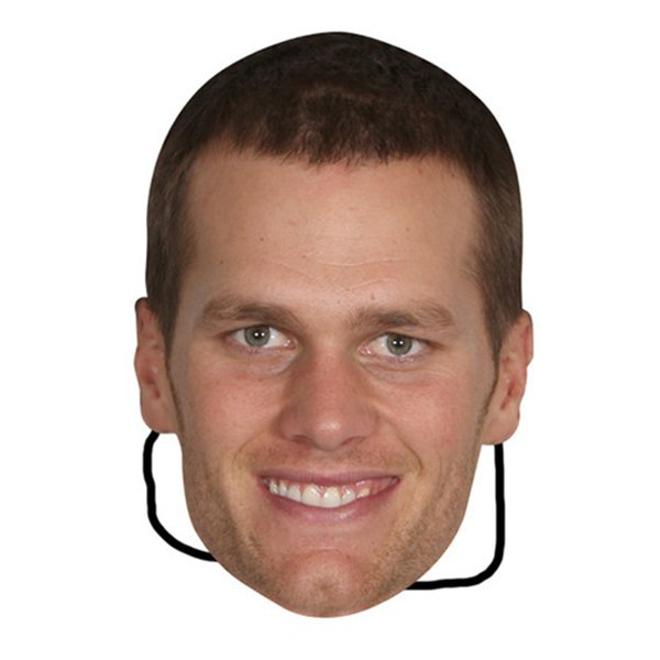 Tom Brady Face Mask