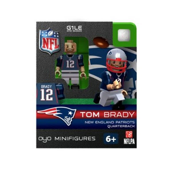 Patriots Tom Brady Oyo Figure