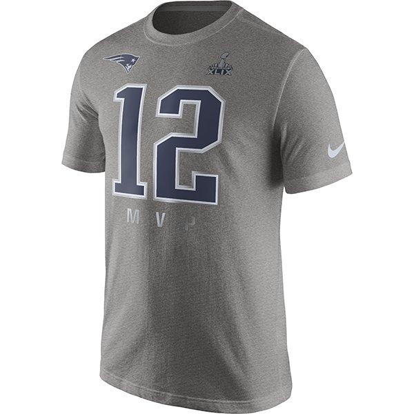 Tom Brady Nike Super Bowl MVP Tee