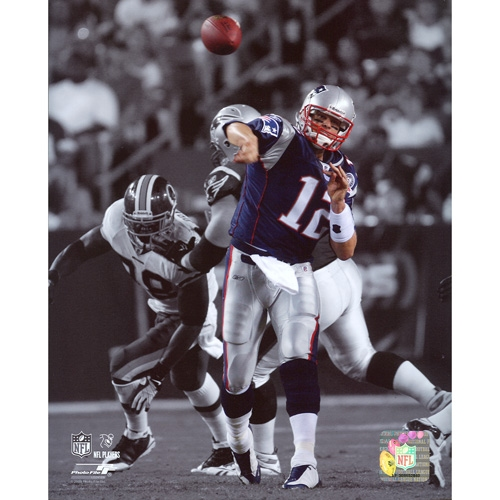 Tom Brady Spotlight 8x10 Photo