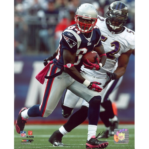 Deion Branch 8x10 Carded Photo