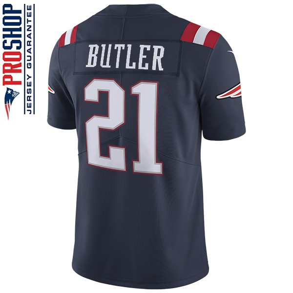 Nike Malcolm Butler #21 Color Rush Limited Jersey-Navy