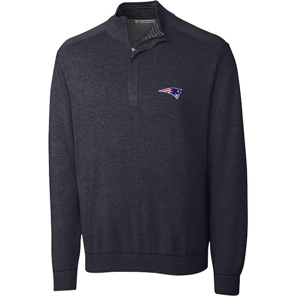 CB Broad View 1/2 Zip Top-Navy