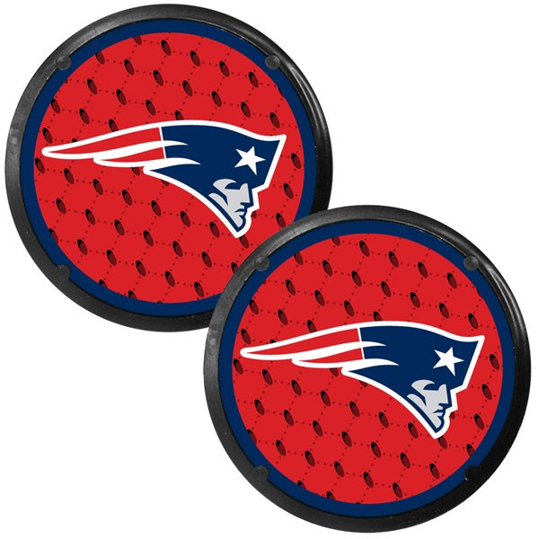 Patriots Car Coaster Air Fresheners