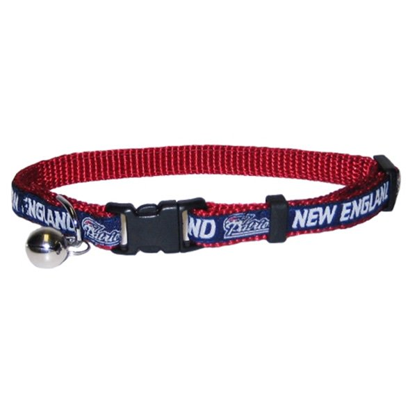 Patriots Cat Collar