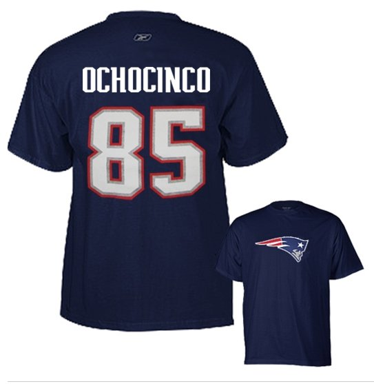 Chad Ochocinco Name/Number Tee