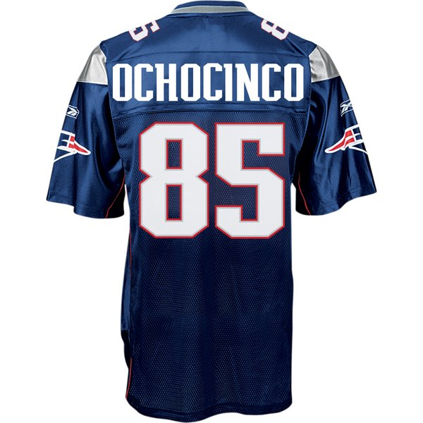 Chad Ochocinco Equipment Replica Jersey