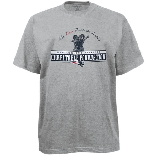Patriots Charitable Foundation Tee
