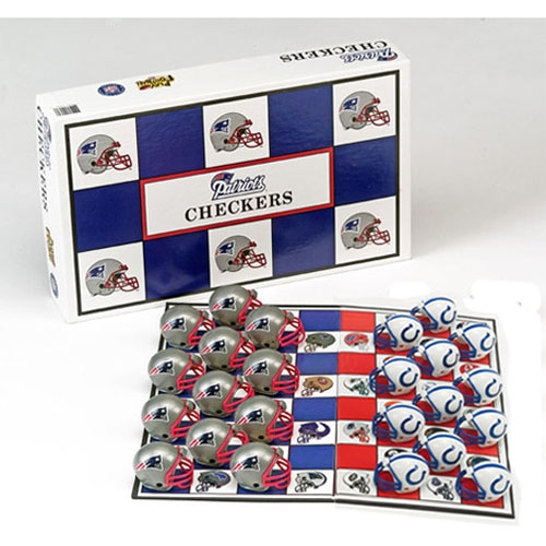 Patriots Checkers