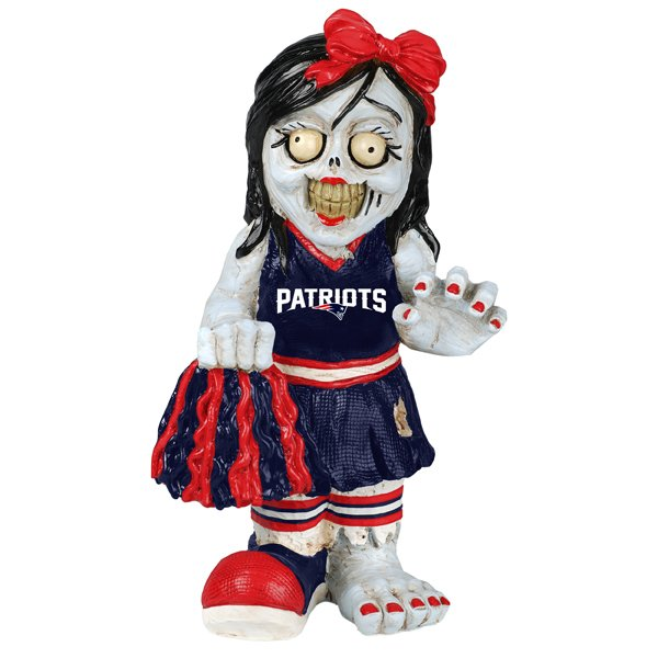 Zombie Cheerleader Figurine