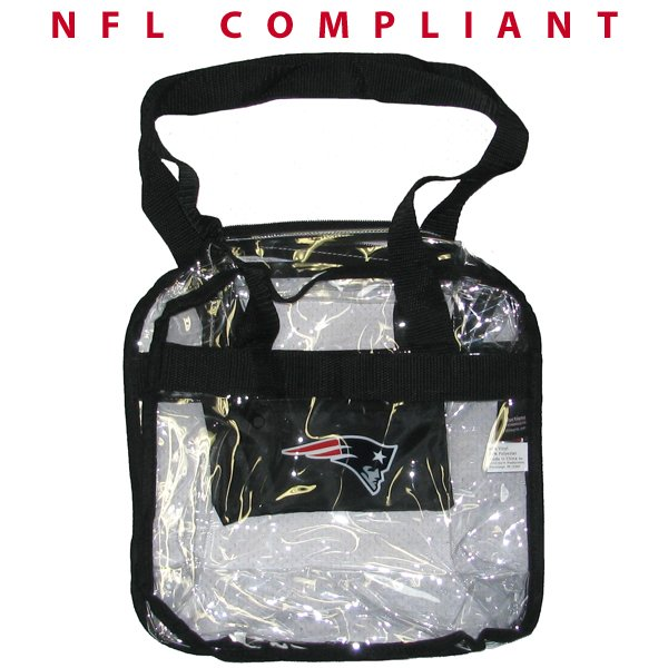 Patriots Clear Ultimate Bag