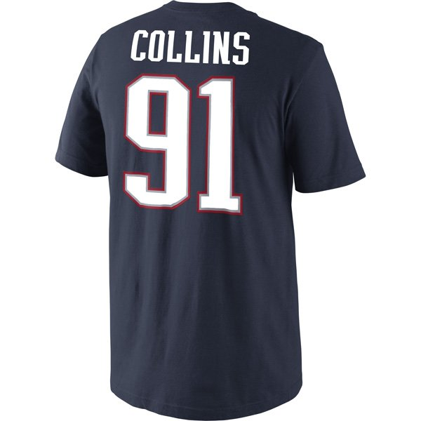 Nike Collins Name and Number Tee