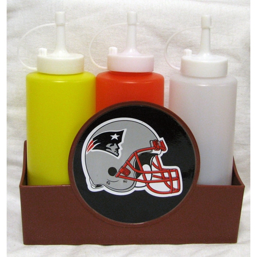 Patriots Condiment Caddy