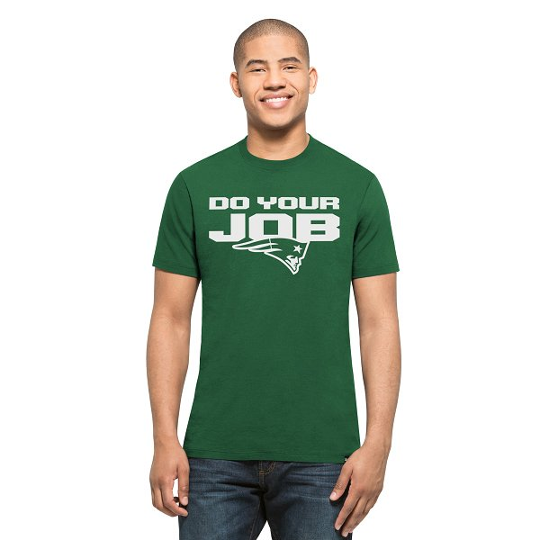 '47 Brand Do Your Job Tee-Green