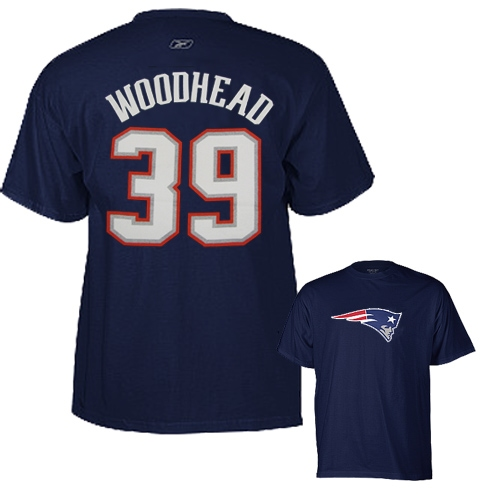 2011 Woodhead Name and Number Tee