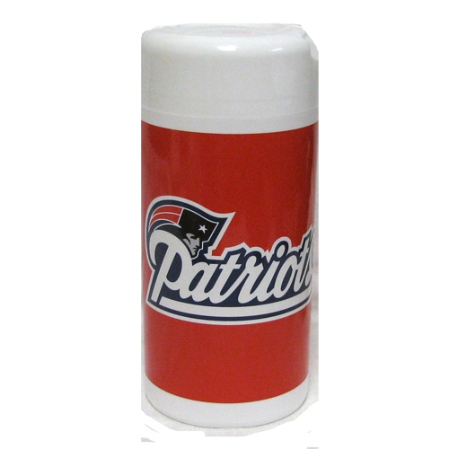 Patriots 40ct Antibacterial Wipes