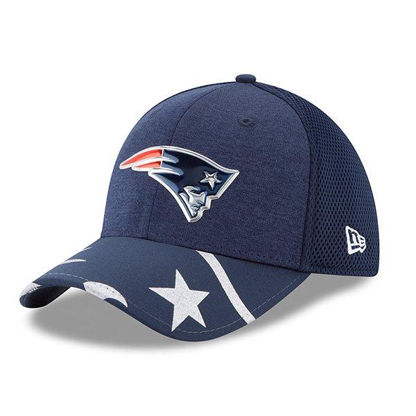New Era 2017 Draft 39Thirty Flex Cap-Navy