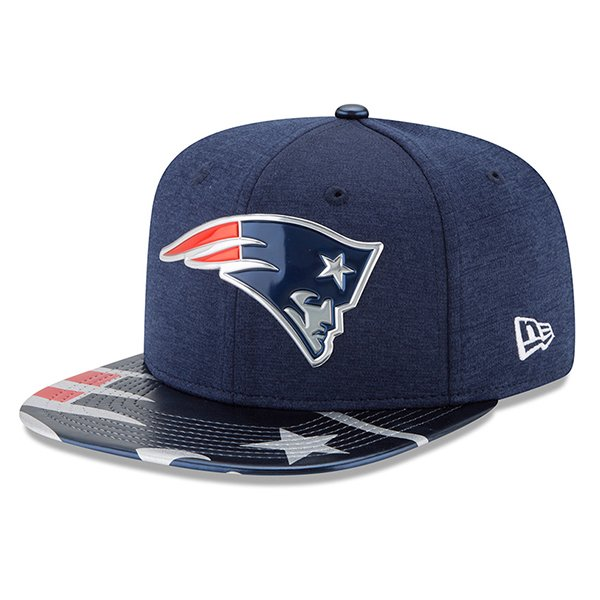 New Era 2017 Draft 9Fifty Snap CapNavy