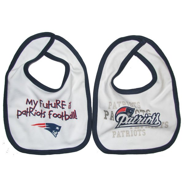 Infant Dribbler Bib 2-Pack