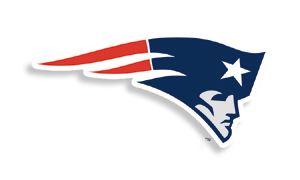 Patriots Window Decal