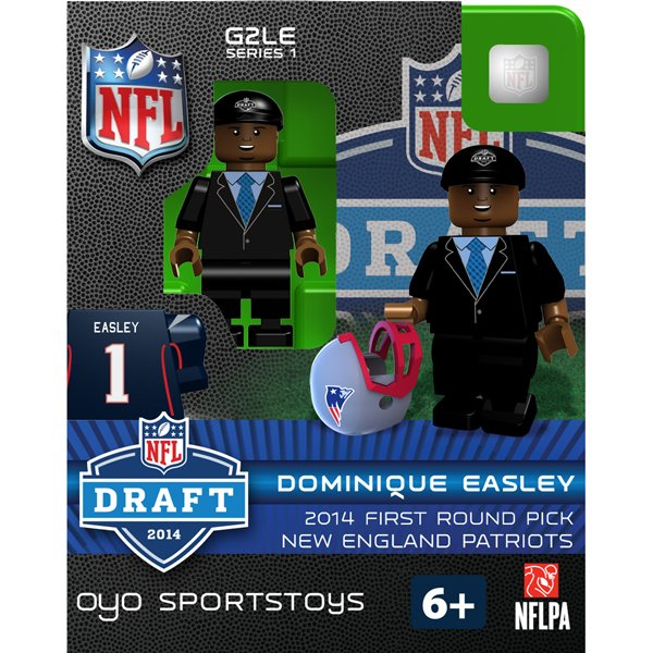 Patriots Dominique Easley Oyo Figure