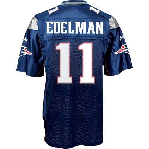 Julian Edelman Equipment Replica Jersey