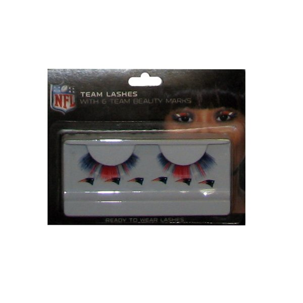 Patriots Team Lashes/Beauty Mark