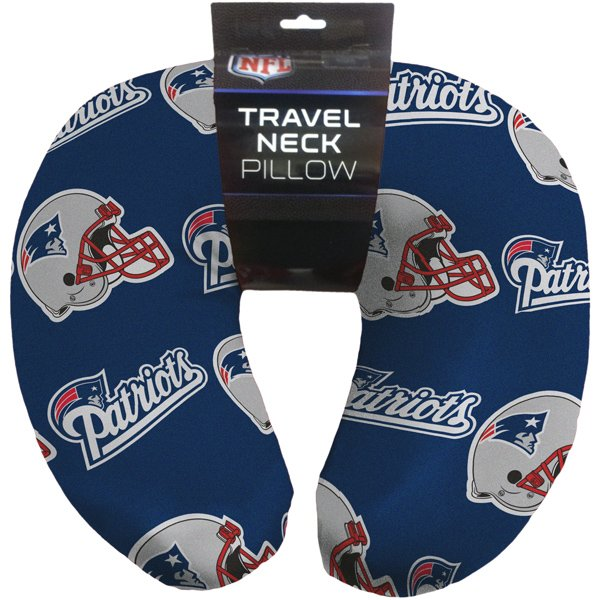 Patriots Neck Pillow