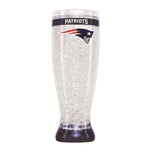 Patriots 16 oz Freezer Pilsner