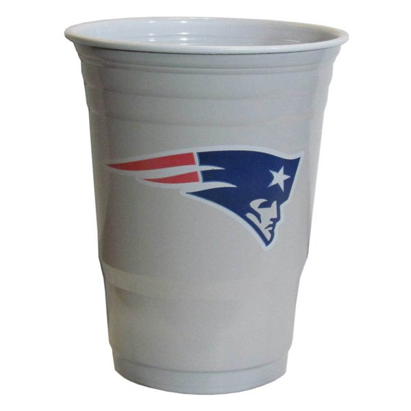 Patriots Game Day Cups 18oz-24pk