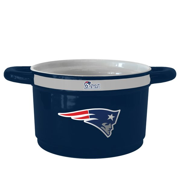 Patriots 23oz Sculpted Gametime Bowl