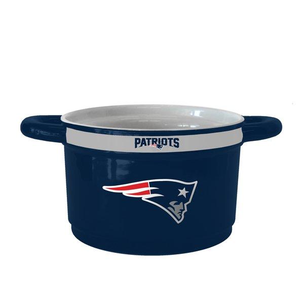 Patriots 23oz Sculpted Gametime Bowl