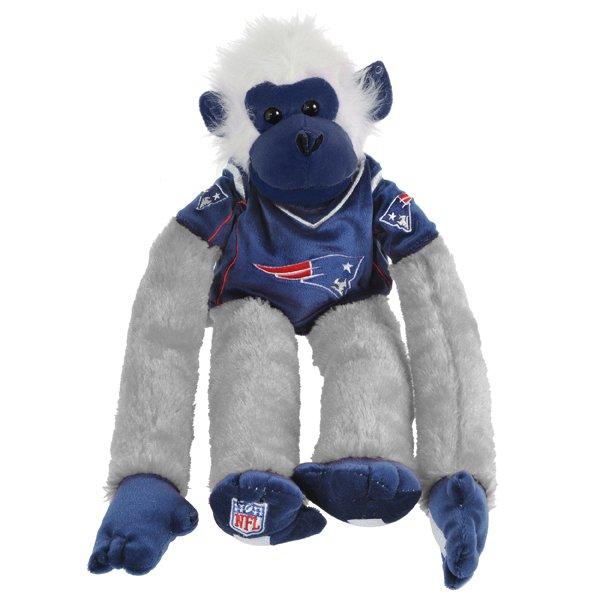 Patriots Jersey Monkey