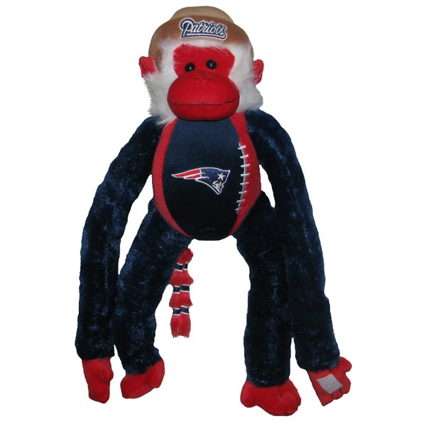 Patriots Football Belly Monkey