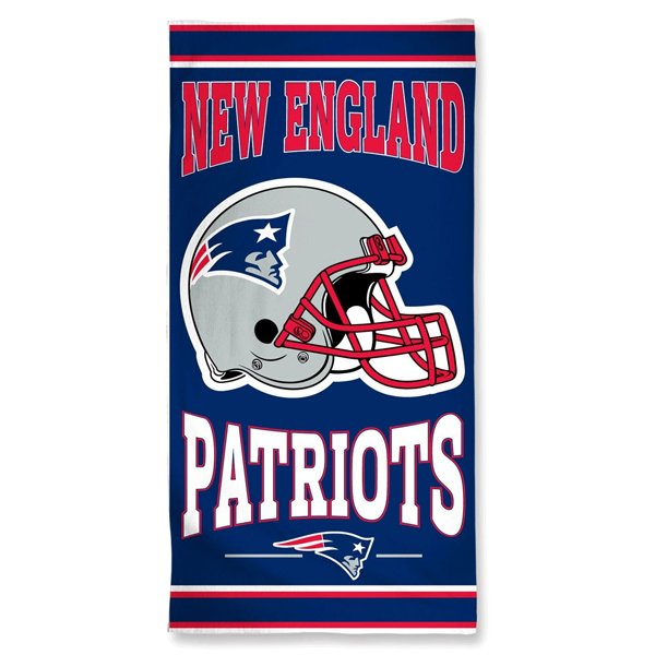 Patriots Beach Towel
