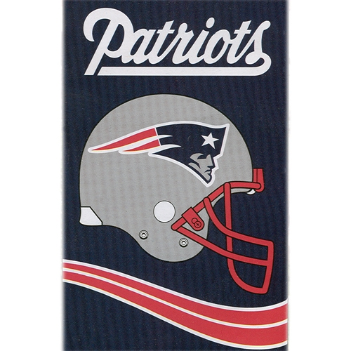 Patriots 28x44 inch Banner Flag