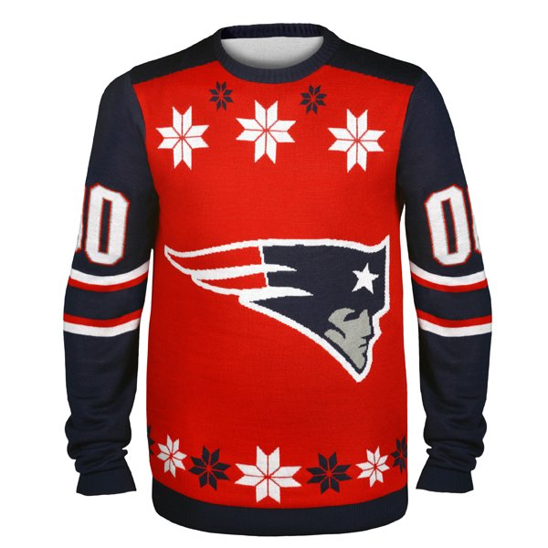 Patriots Almost Right Ugly Sweater