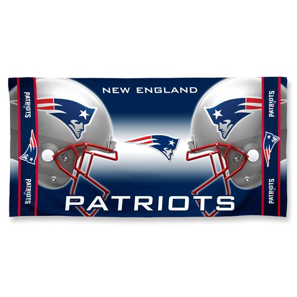 Patriots Beach Towel