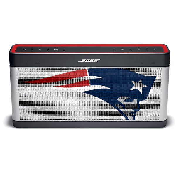 Bose SoundLink Bluetooth Speaker III-NFL Collection Patriots