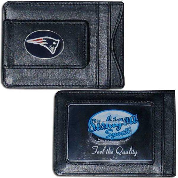 Patriots Cash+Card Holder