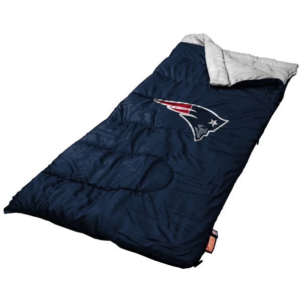 Patriots Coleman Sleeping Bag