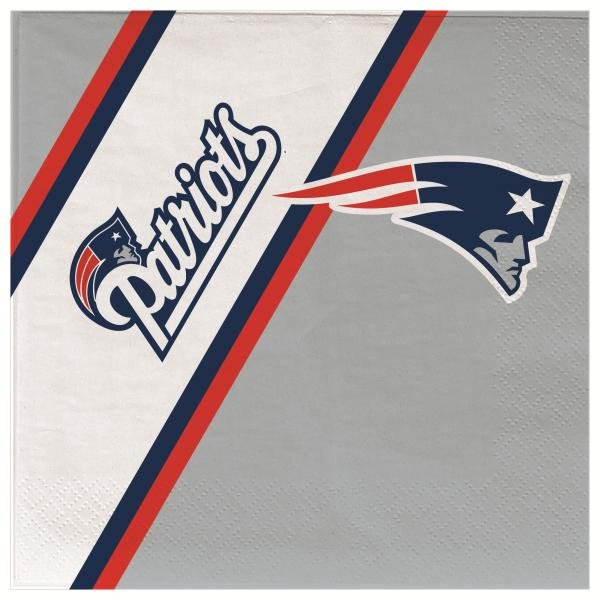 Patriots Disposable Paper Napkins(20pk)