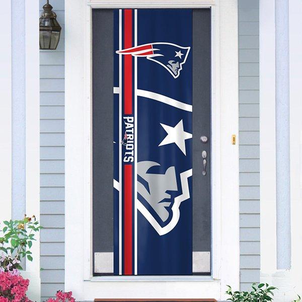 Patriots Door Banner