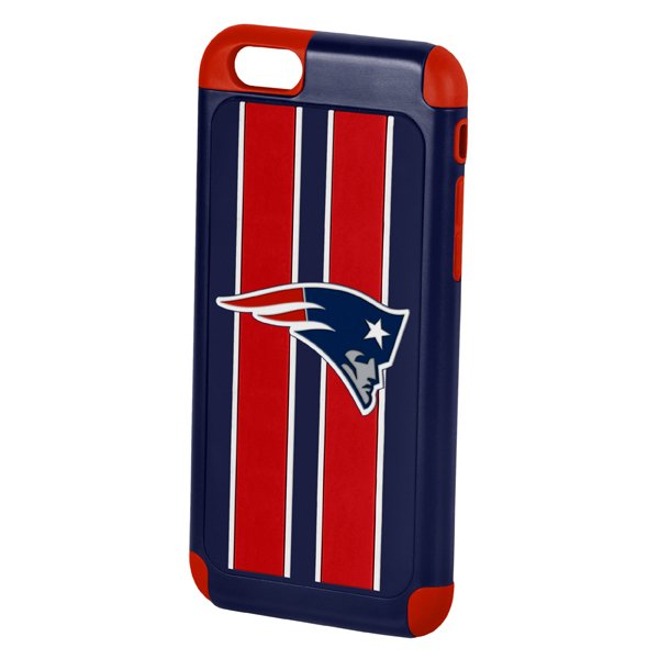 Patriots Dual Hybrid Cover-iPhone 6